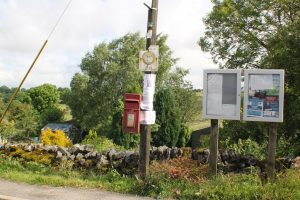 Ditch and Chelmorton Noticeboards